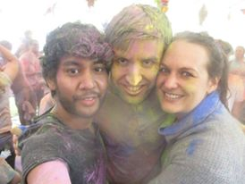 erica-celebrates-holi-with-friends-at-karuna-bhavan-pic-by-jason-bissessur